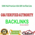 785k + Fresh Paid Premium Gsa Ser Verified List 2017