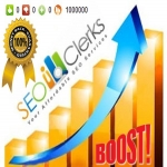 get you 5000 views to your SEOclerks service and I will recommend you