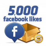 Provide you 5,000 verified Facebook Fan page like within 72 hours