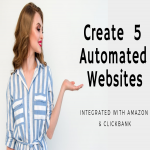 Create 5 Websites For Autopilot Income In Top Niches