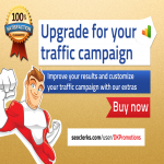 Upgrade your existing traffic campaign