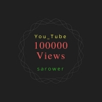 Add 100000 100k You Tube V. iews Fast Service