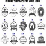 I will design awesome logo badge for you