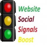 5,555 + Most Powerful SOCIAL SIGNALS Effective Monster Service Only