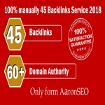 Limited Time- 45 Backlinks from High DA-60+ Domains-Skyrocket your Google RANKINGS