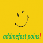 Within 10 min 1 New account Addmefast 59,500 + points only