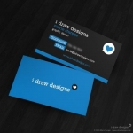 Give you 100 professional business card templates