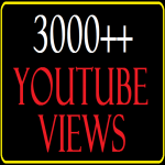 Get 3,000+ Split able You Tube View 300 lik es.
