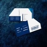 Design a stunning and professional business card