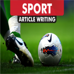 article writing for SPORT blog