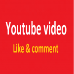 I will add 400 lik and 30 comm your Youtube video