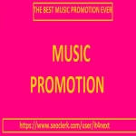 ULTIMATE MUSIC PROMOTION PACKAGES