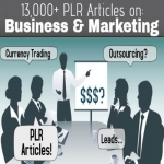 13000 Business And Marketing PLR Articles bundle