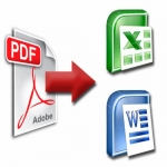 I Will Convert Any PDF To Editable Word or Excel