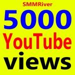 Fast 5000+ Ad-sense Safe Vie ws High Retention & Non Drop