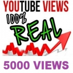 5000 + YOU TUBE VIEWS 20 LIKES 5 COMMENTS YOUR YOU TUBE ACCOUNT