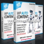 WP Automated Content Website With Fresh Lifetime Automated Content