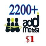 2200 addmefast point