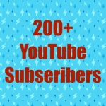 Manually Add 200+ Real YouTube Subscribers