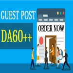 Write and Publish Guest Post on DA60 Blog Site
