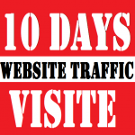 Unlimited EUROPE BASE Visitors Traffic To Website 10 DAYS