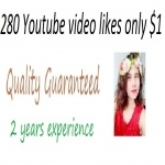 get 350 youtube video likes safe and guaranteed
