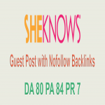 Guest post on Sheknows. com