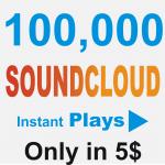 Add 100K Soundcloud P-L-A-Y-S to your track Splitable
