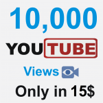 Add 10,000 High Quality Instant Youtube vie ws