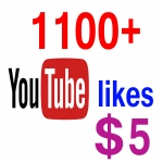 Guaranteed Non Drop 1111+ Real youtube video likes