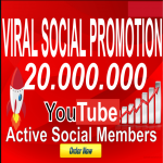 I Promote Youtube Video Viral By Social Media