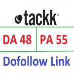 Publish On Tackk With Dofollow Link
