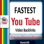 Fast per Link 220 Manual Top Social Bookmarking for Youtube video Backlinks super delivery