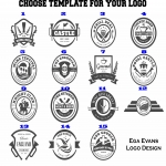 design vintage classic logo badge for you
