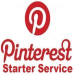 Pinterest Starter Service - Kickstart Your Success on Pinterest