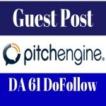Publish A Guest Post On DA 62 Pitchengine