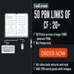 Active Best Buy 50 Permanent PBN Dofollow backlinks with an Awesome Metrics