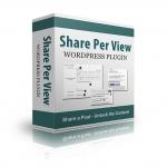 Share To View - Share to Unlock WordPress Plugin