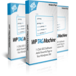 WP Tag Machine Unlimited Sites - Quickly Rank your Website