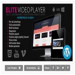 Elite Video Player - WordPress plugin
