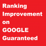 Guaranteed Ranking Improvement on google in 3 weeks,  complete seo link building service