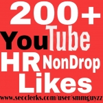 Fast 200+YouTube Likes Real to Your Video