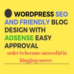 I'll create wordpress awesome blog