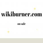 Wikiburner. Com/wikiburners. Com domain on sale buy1 get1 free