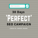 SKYROCKET YOUR WEBSITE RANKINGS WITH OUR 30 DAYS SUPREME SEO PACK