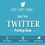 100 Cheap Twitter Poll Votes Twitter Poll Votes Contest Real & Genuine