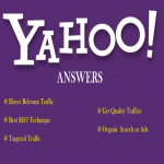promote your business link by 15 Yahoo Answering from level 4 account