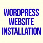 WordPress Website Installation and Setup