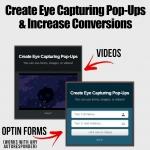 Create Eye Capturing Pop-Ups & Increase Conversions
