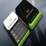 I design Double Sided Business Card In 24 Hours